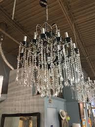 crystal chandelier with black metal 92250a jpg