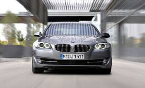 Turbocharged Four-Cylinder 2012 BMW 528i Priced from $47,575