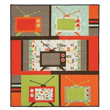 Daily Deal - Quilting Fabric for Sale — Missouri Star Quilt Co. & TV B.C. (Before Cable) Kit Adamdwight.com