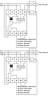 pump protection relay dpp1 electrodev pty future technology wiring diagram