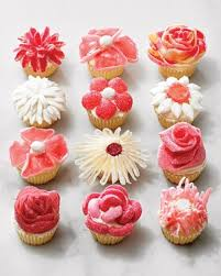 Fancy Cupcakes Martha Stewart