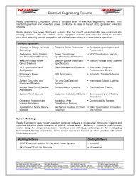 Industrial Electrician Resume Experience Resumes Peppapp