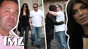 RHONJ\u0027 Star Joe Giudice Checks Into Prison | TMZ TV - YouTube