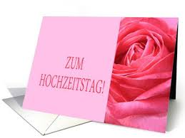 zum hochzeitstag german wedding congratulations pink rose Wedding Greetings In German zum hochzeitstag german wedding congratulations pink rose close up card my greeting card universe pinterest german wedding and wedding wedding greetings german
