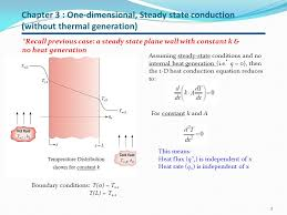 chapter 3 one dimensional steady state conduction without thermal generation