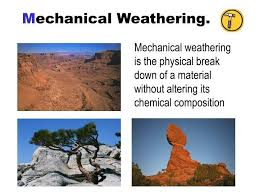 Mechanical And Chemical Weathering Venn Diagram Richmonds Weathering Presentation Physics Earth