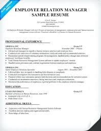 Addiction Specialist Sample Resume Custom Labor Relations Specialist Resume Kenicandlecomfortzone