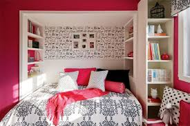 The Unbelievable Bedroom Magenta Shelving Room Decor Black Spots In A White  Pillow For Teenage Girl Room Themes