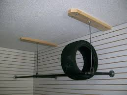 garage tire rack awesome unique tire rack ideas on garage shelf garage regarding wall mounted tire
