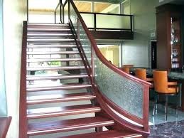 stairs railing design in glass techdealclub glass stair railings glass stair railing design ideas
