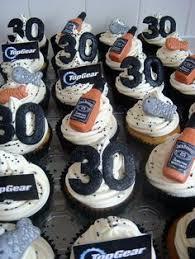 20 Best 30th Birthday Cupcakes Images Fondant Cakes Birthday