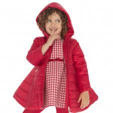 Купить <b>пальто Mayoral</b> детское Красная шапочка 441636 в ...
