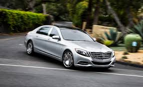 2016 Mercedes-Maybach S600 Test – Review – Car and Driver
