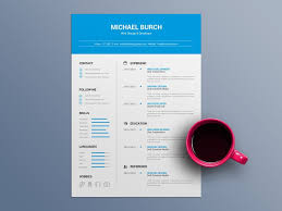 Fre Cv Templates Free Minimal Cv Template In Word File Format
