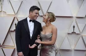 Scarlett Johansson und Colin Jost: Und ...