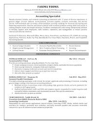 sample resume for senior accountant staff accountant resume junior accountant resume