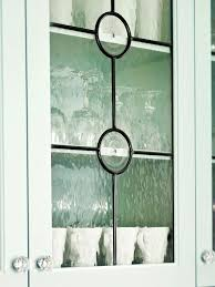 leaded glass cabinets textured cabinet doors best of kitchen