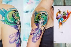 Tattoo Creativelifecz Kreativní Inspirace Každý Den