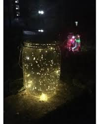 lighting jar. Everydlife Solar Glass Mason Jar Light LED Lamp, Decorative Garden Decor Lights With Hook Lighting