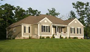 one story homes long built homes