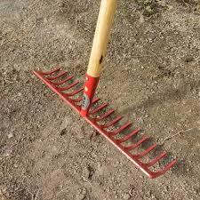 garden rake. SHW Garden Rake 1