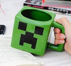 Minecraft Creeper Mug » Gadget Flow