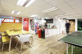 airbnb office london. a peek inside the london offices of airbnb office i