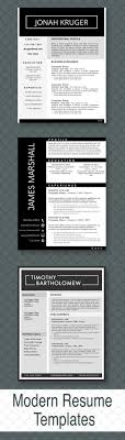 Eye Catching Resumes Love These Resumes Totally Eyecatching Masculine Resume 19