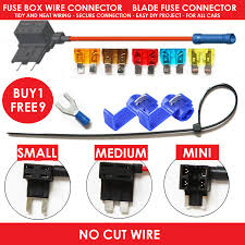 fuse box circuit blade fuse wire co (end 12 29 2018 5 16 pm) add a fuse instructions at How To Tap Into A Car Fuse Box