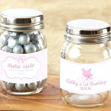mason jars baby shower personalized ballerina baby shower mini mason jar favors mason jar baby shower