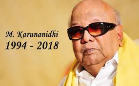 Image result for karunanidhi