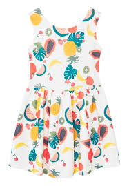 Mango Brand Size Chart Mango Summer Dress Green Kids Online Günstig Kaufen Mango