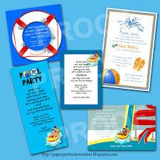 pool party birthday invitation template birthday party incredible pool party invitation template