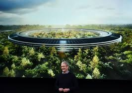new apple office cupertino. Channeling Steve Jobs, Apple Seeks Design Perfection At New \u0027spaceship\u0027 Campus Office Cupertino E