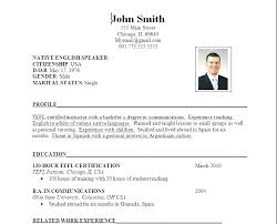 Sample Job Application Resume Professional Job Application Resume Format Pdf Sample Cv Pdf Gse 66