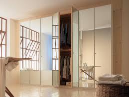 ... Mirrored Closet Doors Interior Ideas: Amazing mirrored closet doors  design ...
