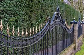 Wrought Iron Fences Gates Warren MI San Marino Iron Works