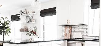 Designer Kitchen Blinds Fascinating Top 48 Window Covering Trends On Instagram The Finishing Touch