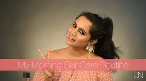 my morning skincare routine urmila marathi