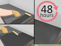 image titled renew laminate kitchen countertops step 11