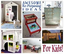 Repurposing Repurposed Furniture Ideas And Diy Tips For Kids Rooms