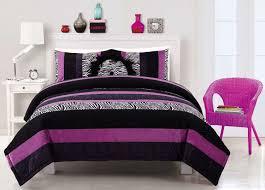 Purple Wallpaper For Bedrooms Bedroom Contempo Design For Black White Purple Bedroom Decoration