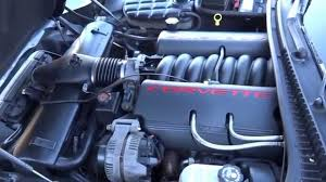 1998 C5 Corvette LS1 Engine For Sale - YouTube