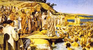 Крещение Руси как это было Православный журнал Фома