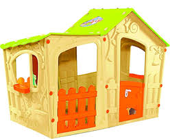 <b>Домик игровой Keter</b> Magic Villa <b>Play House</b> 17190655/БЕЖ ...