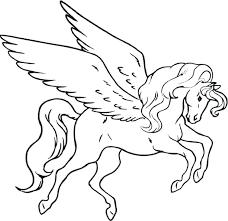 Unicorn Coloring Pages For Free Coloring Pages Of Unicorns Printable