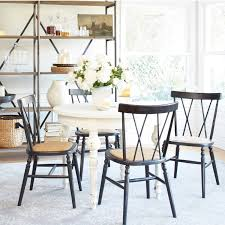 white and black dining room sets. View Larger. Dining Room Table With White And Black Sets T