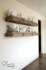 rustic white floating shelves wood floating shelf rustic floating shelves