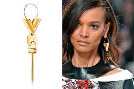 louis vuitton earrings. louis vuitton essential v earring earrings