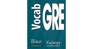 Knowsys GRE Vocabulary Flashcards by Sheila Griffith